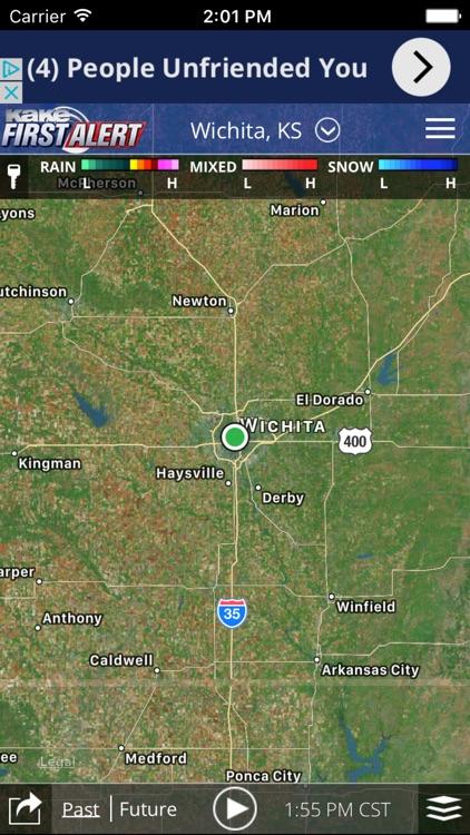 KAKE First Alert Weather screenshot-3