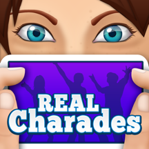 CHARADES - Heads Up type game