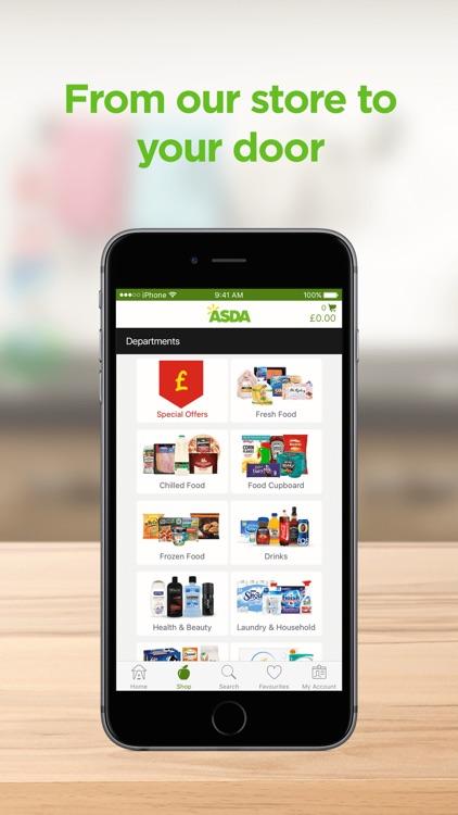 ASDA screenshot-1