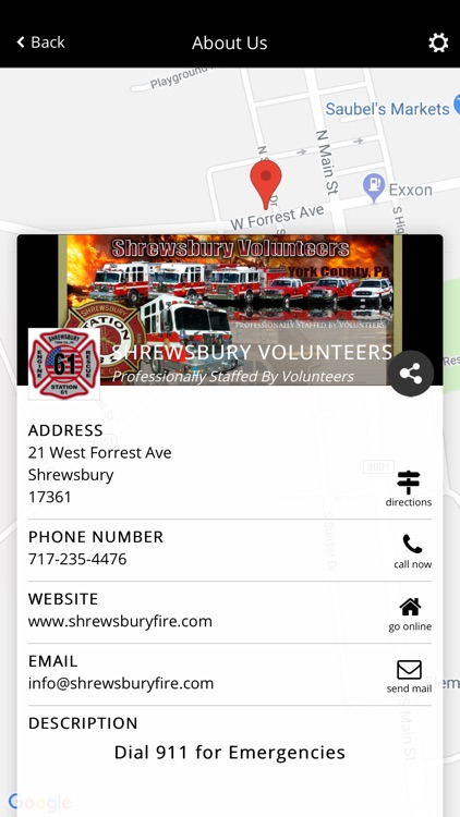 Shrewsbury Fire Company screenshot-4