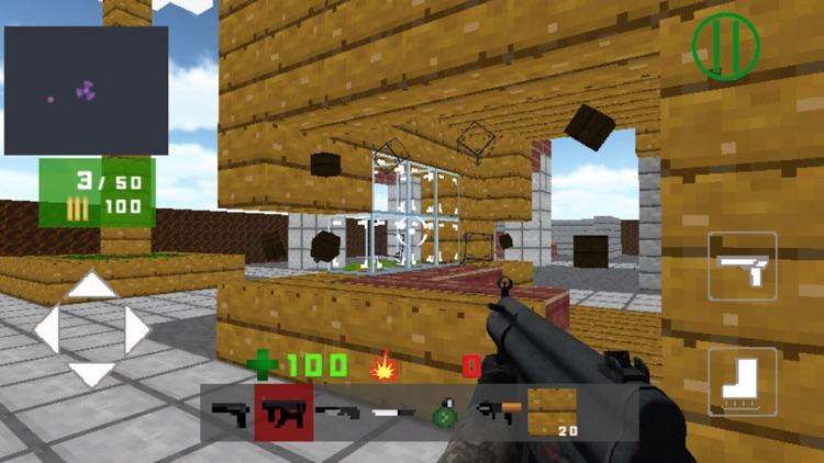 Death Blocks screenshot-4
