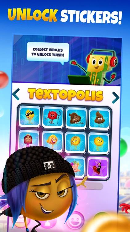 POP FRENZY! Emoji Movie Game