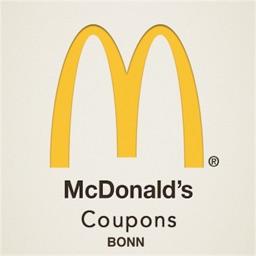 McDonald's Bonn Gutscheine App