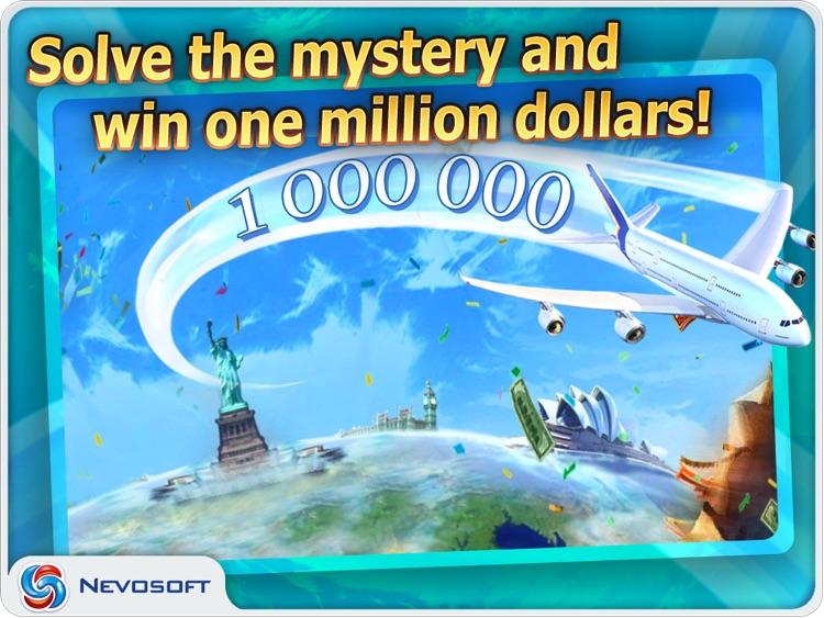 Million Dollar Quest: hidden object quest HD Lite screenshot-4