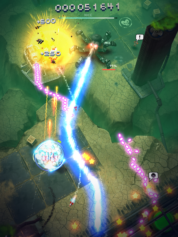 Sky Force Reloaded для iPad