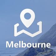 墨尔本中文地图 - 澳大利亚离线导航