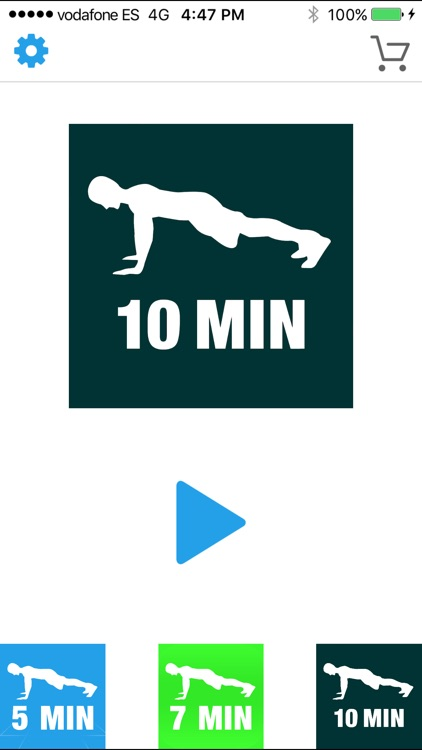 5 Minute Plank Calisthenics Challenge for Iron Abs screenshot-4