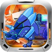 恐龙机甲对决 - 恐龙世界快打拼图游戏