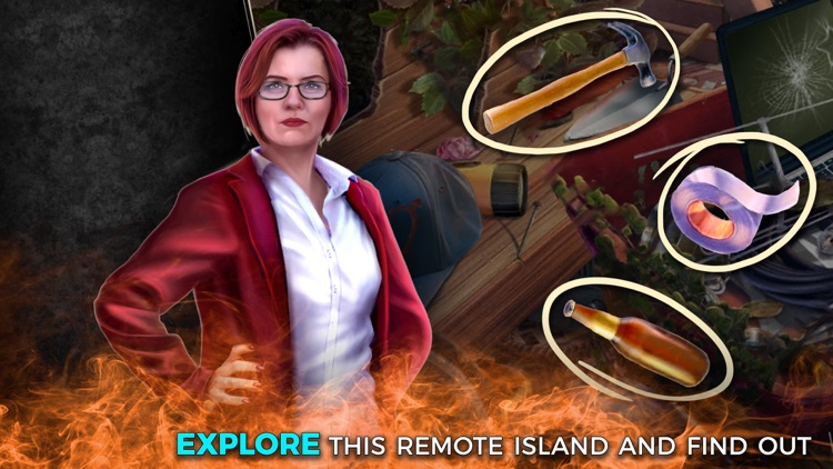 Shadowplay: Forsaken Island
