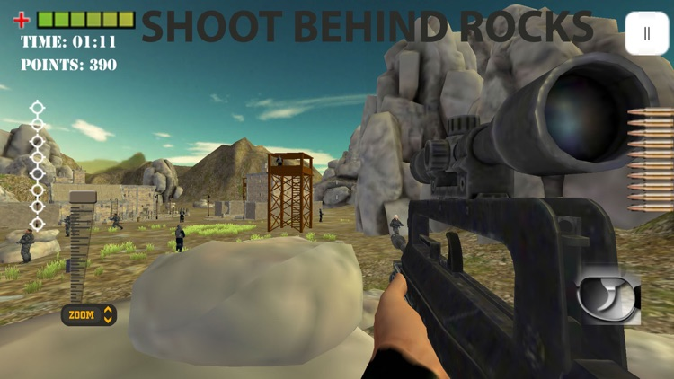 Marine Sharpshooter 3D screenshot-0