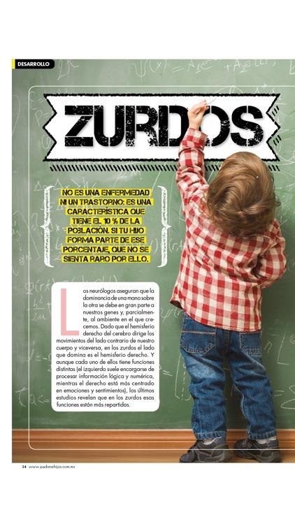 Padres e Hijos Revista screenshot-4