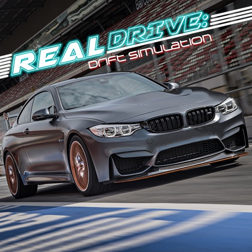 Real Drive:Drift Simulation