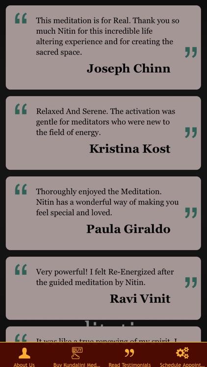 7 Dots Kundalini Meditation screenshot-3