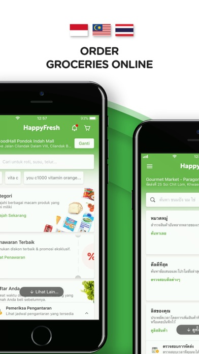HappyFresh - Grocery Delivery by iCart Group Pte Ltd (iOS United States) - SearchMan App Data u0026 Information  sc 1 st  SearchMan & HappyFresh - Grocery Delivery by iCart Group Pte Ltd (iOS United ...