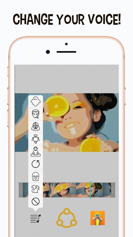 Toon Pix - Comic & Voice Clips - Tips for Android & iOS Game