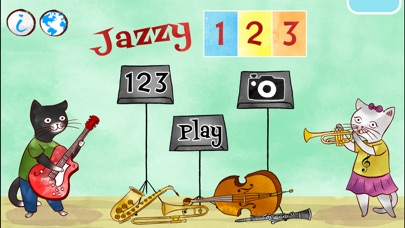 Jazzy 123 - Count with Music Screenshots