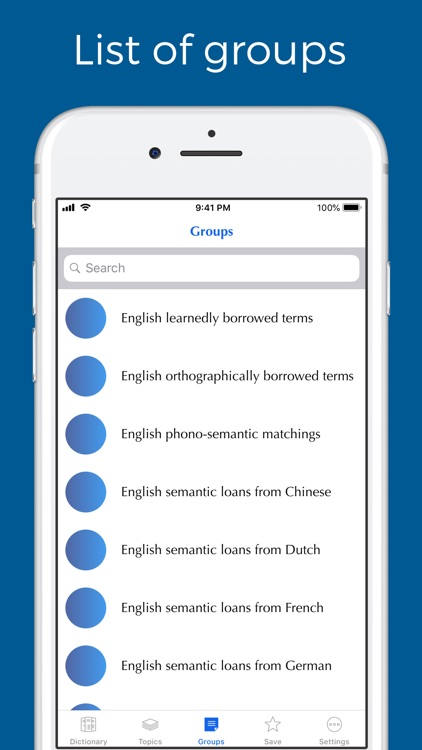 English etymology and origins screenshot-7