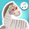 农行首字儿 - 游戏倾听,学习,讲英语 与动物
