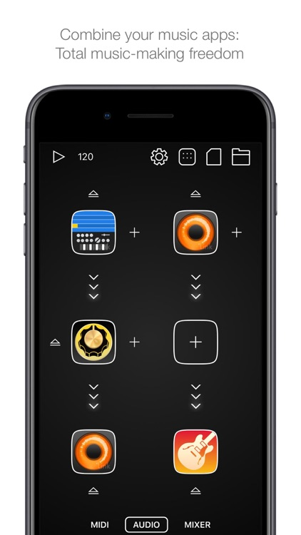 Audiobus 3 screenshot-0