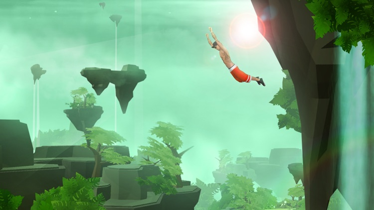 Sky Dancer: Free Falling screenshot-3