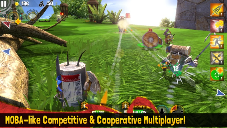Bug Heroes 2 screenshot-0