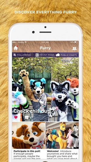 Furry Amino for Furries on the App Store