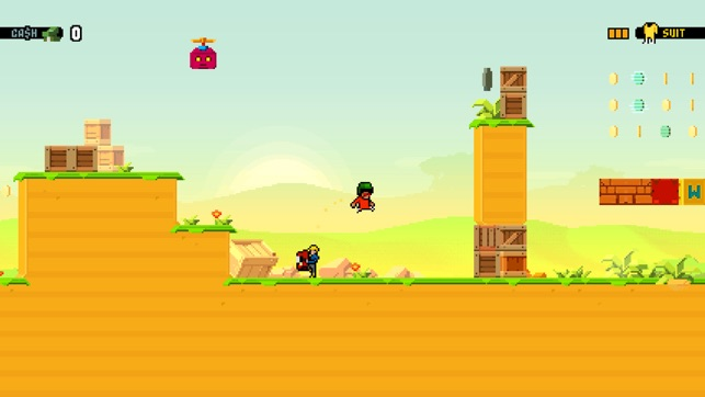 Shootout on Cash Island Screenshot