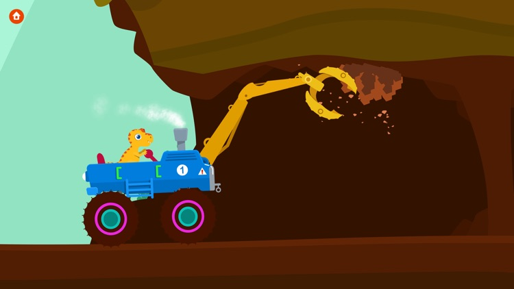 Dinosaur Digger screenshot-0
