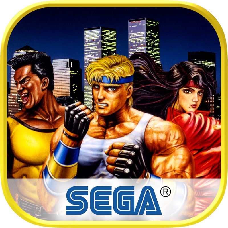 Streets of Rage Classic Hack Tool