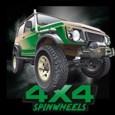 Activities of Spinwheels: 4x4 Extreme Mountain Climb