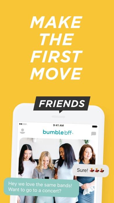 Bumble - Meet New People Screenshot