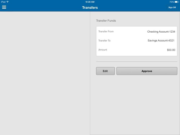 Zions Bank for iPad screenshot-4
