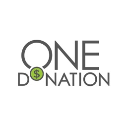 One Donation