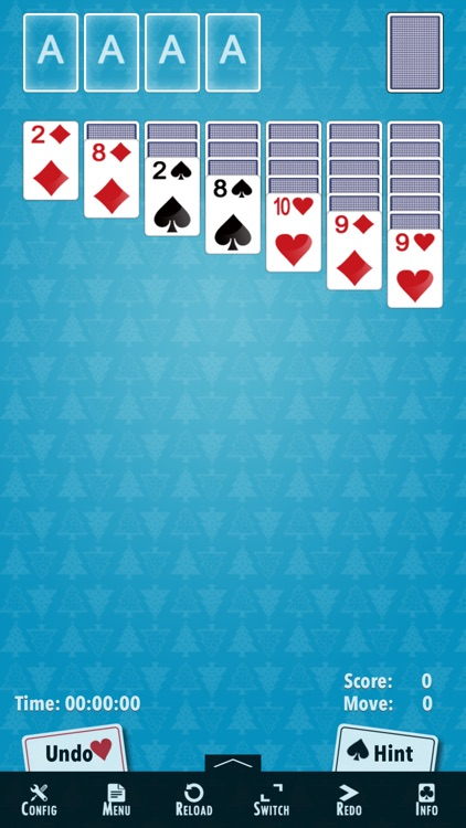 ⊲Solitaire :)