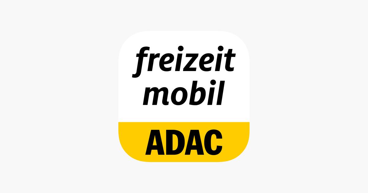Adac Freizeit Mobil Im App Store