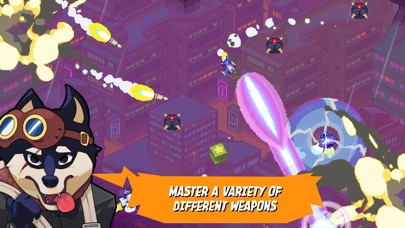 Thunderdogs screenshot 4
