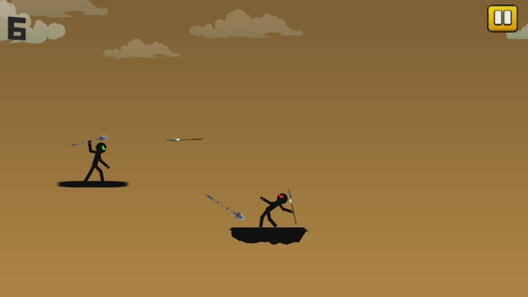 Stickman Spear Shooter screenshot-4