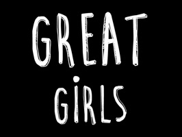 Great Girls Animated Stickers