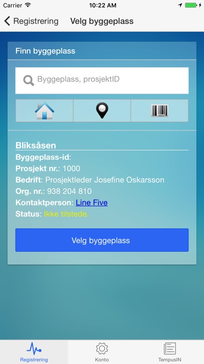 TempusBPL app screenshot-1