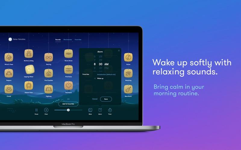 Relax Melodies Premium Screenshot