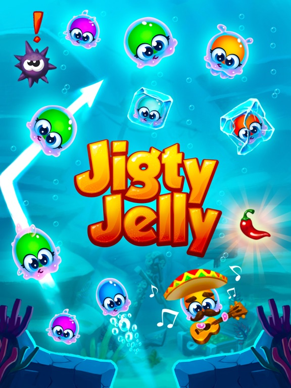 Jigty Jelly screenshot 12