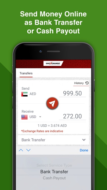 UAE Exchange screenshot-1
