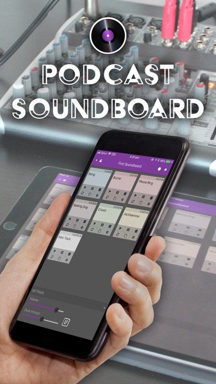 Podcast Soundboard