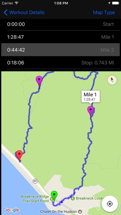 Outdoor Run++