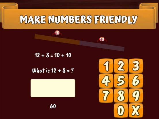 Maths Bridges Addition Games Screenshots