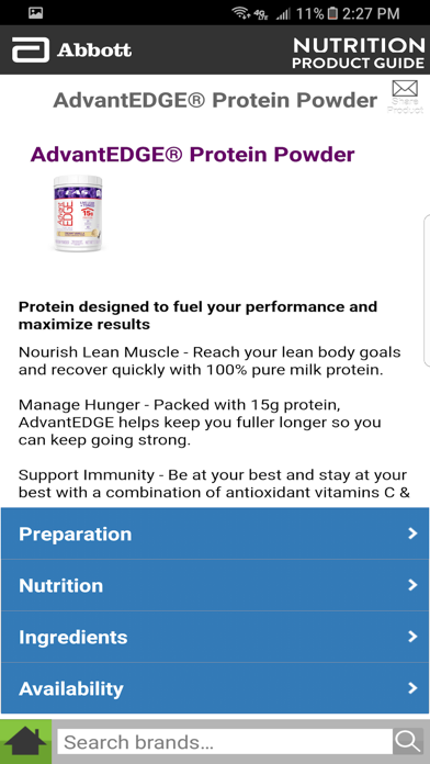Abbott Nutrition Product Guide-1