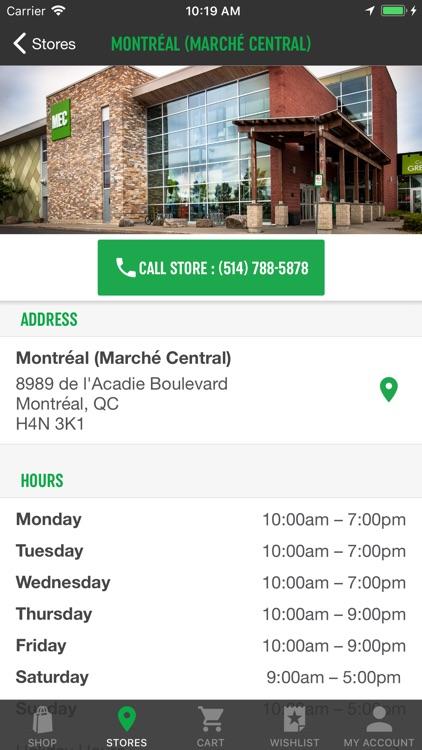 Shop MEC screenshot-4