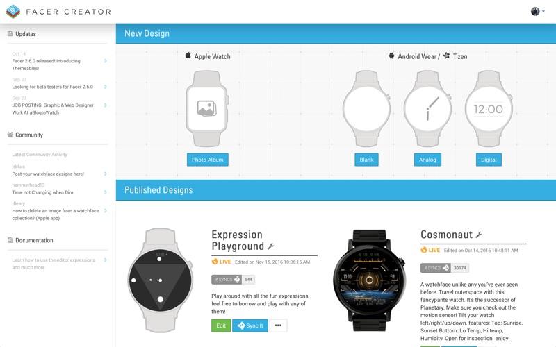 Facer Creator - smartwatch watch face designer   App Price Drops
