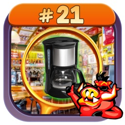 Cafe Mania Hidden Object Game