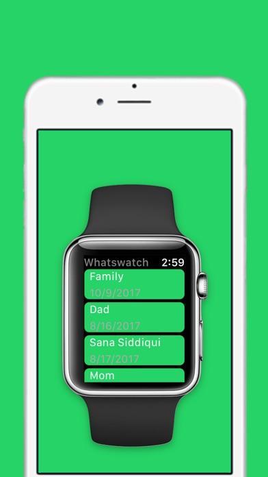 Whatswatch: Watch for Whatsapo Screenshot 1